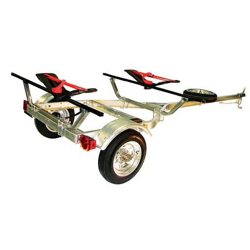 Malone MicroSport Trailer, 1-Spare Tire Kit, 1 - Seawing