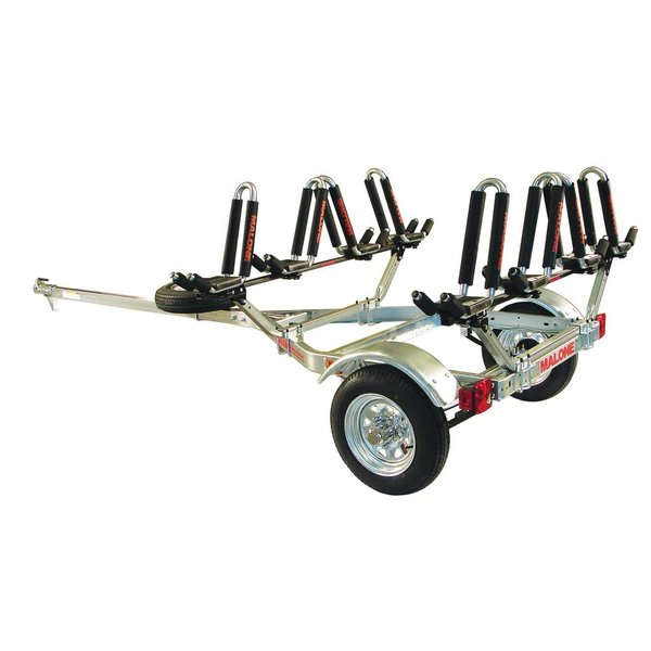 MicroSport Trailer, 1-Spare Tire Kit, 4 - J-Pro2