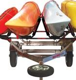 Malone MicroSport Trailer, 1-Spare Tire Kit, 4 - J-Pro2