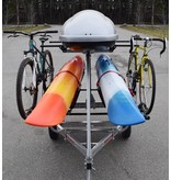 Malone MicroSport 2nd Tier Kit with 50'' Load Bars