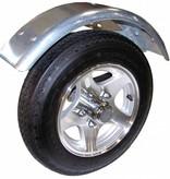 Malone Aluminum Spoke Wheels Upgrade (swap for galv wheels)
