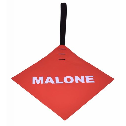 Malone Safety Flag With grommet