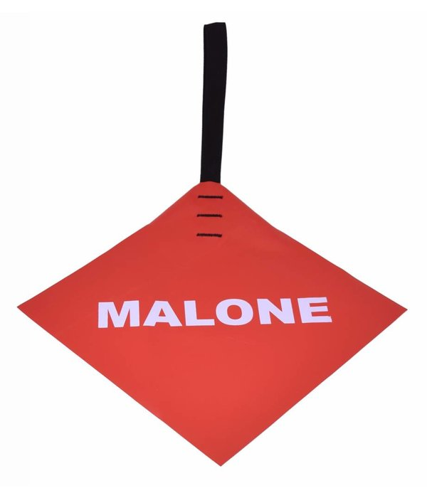 Malone Safety Flag w/ grommet
