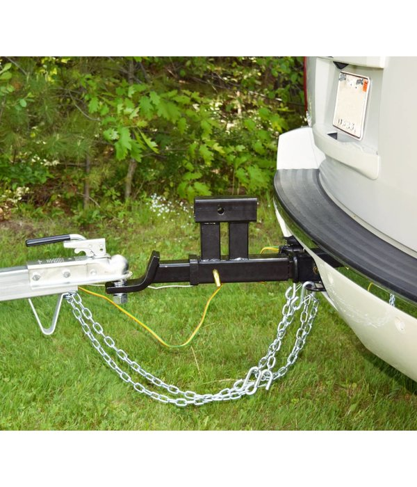 Malone Double Hitch Receiver