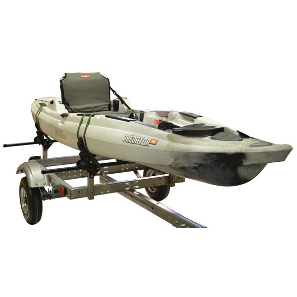 XtraLight Single Kayak Package (Saddle Up Pro)