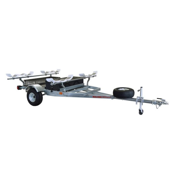 MegaSport 2-Boat Trailer for Hobie PA