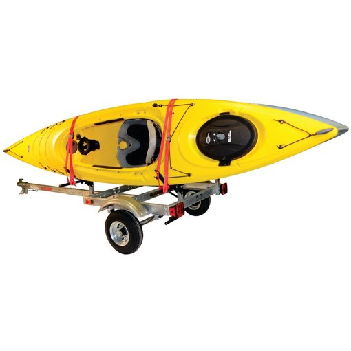 Malone XtraLight 2 Kayak Package (2 J-Racks)