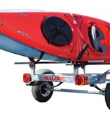 Malone XtraLight 2 Kayak Package (2 J-Racks)