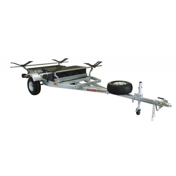 MegaSport 2-Boat Trailer With MegaWing