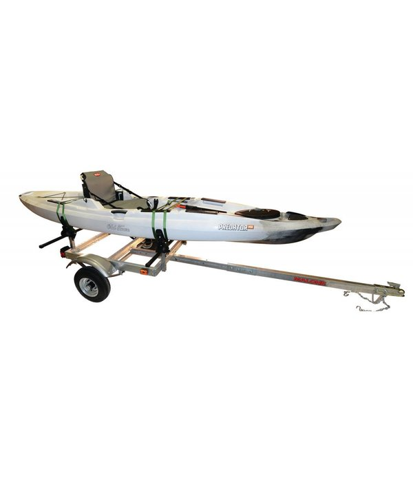Malone XtraLight Single Kayak Package (Saddle Up Pro)
