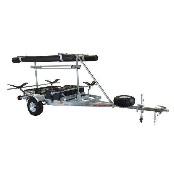 MegaSport 2-Boat Ultimate Angler Package w/ MegaWing