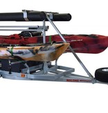 Malone MegaSport 2-Boat Ultimate Angler Package w/ MegaWing