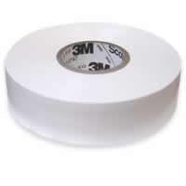 """Rigging Tape-White 3/4"""" x 66'"""