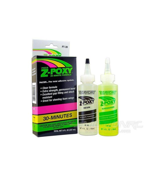 ZAP (Discontinued) Z-Poxy 30 min Slow Set (8 oz)