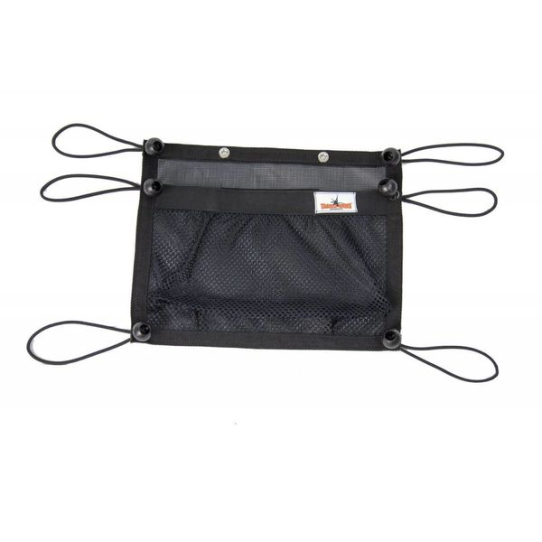 "Tackle Web: 16""W X 12""H Black"