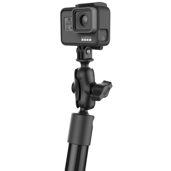 "44"" Tough-Pole™ Camera Mount with Press-N-Lock™ Base"
