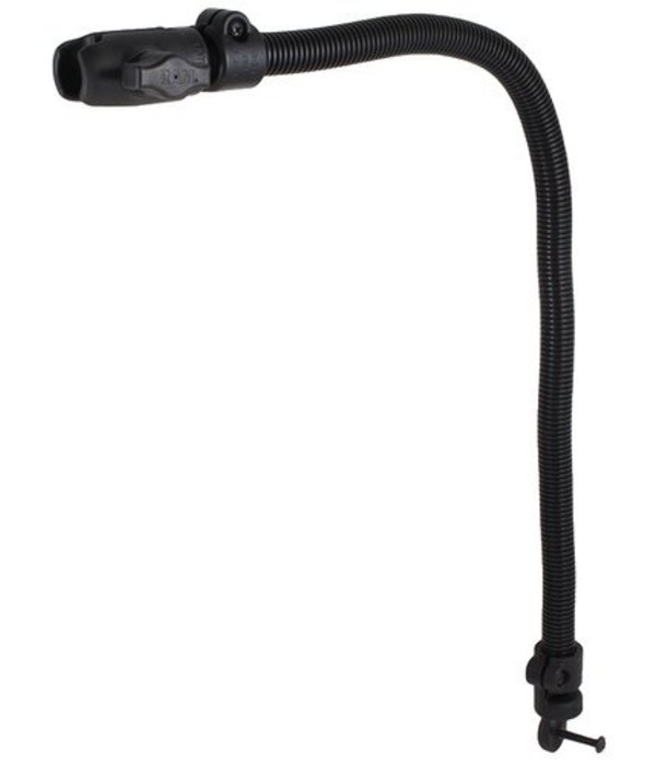 Yak-Attack (Discontinued) RAM Mounts 18'' Transducer Deployment Arm, Compatible with 1'' Ball Interface, No Base