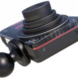 RAM Mounts® Twist-Lock™ Suction Cup Mount with 1/4-20 Camera Threaded Adapter