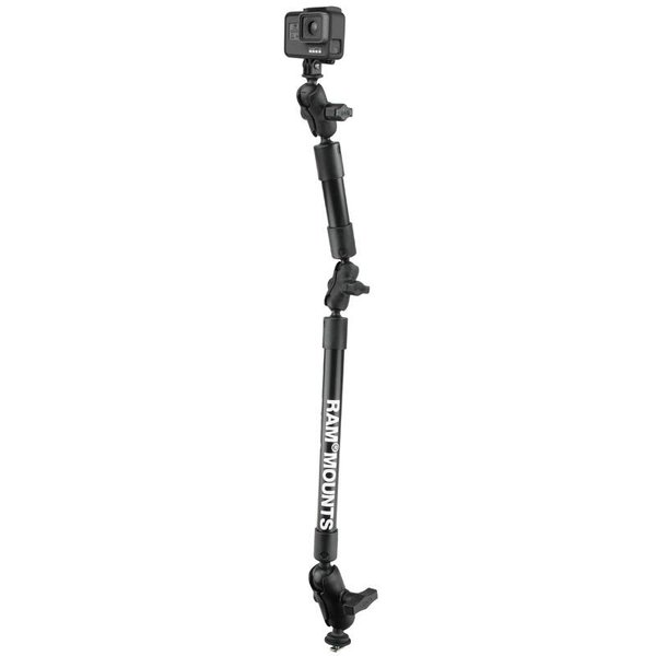 "31"" Tough-Pole™ Camera Mount with Track Ball™ Base"