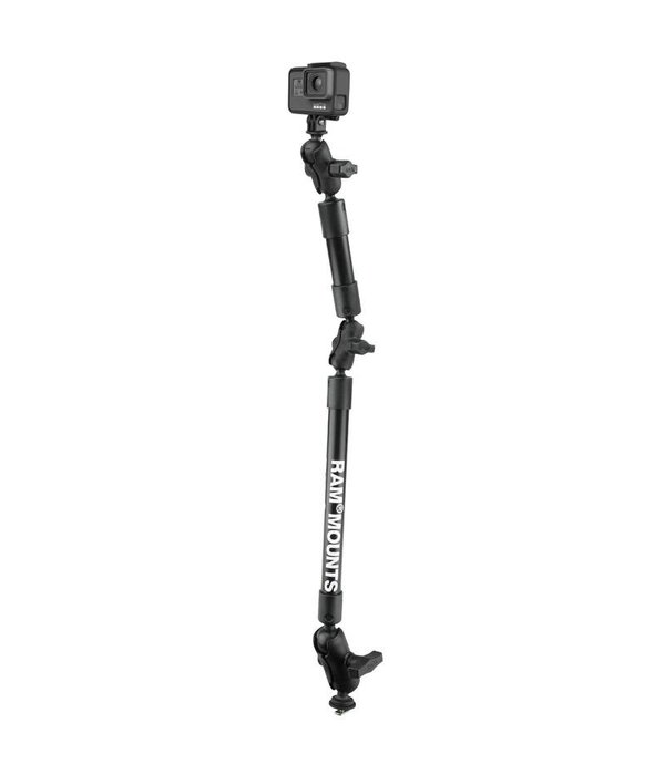 "RAM Mounts® 31"" Tough-Pole™ Camera Mount with Track Ball™ Base"