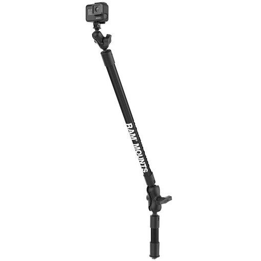"RAM Mounts® 33"" Tough-Pole™ Action Camera Track Mount"