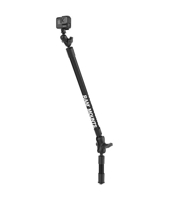 "RAM Mounts® 33"" Tough-Pole™ Action Camera Track Mount"