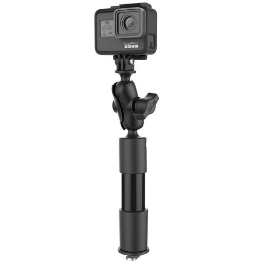 "RAM Mounts® 9"" Tough-Pole™ Action Camera Track Mount"