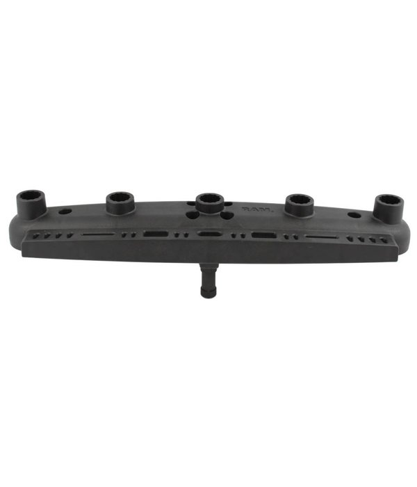 RAM Mounts® 5 Spot Base with Wedge Post