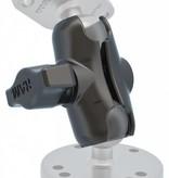 "RAM Mounts® Short Double Socket Arm for B Size 1"" Balls"