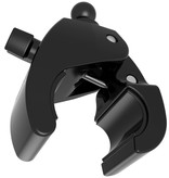 Yak-Attack (Discontinued) RAM Mounts Large Tough-Claw™ with 1'' Diameter Rubber Ball