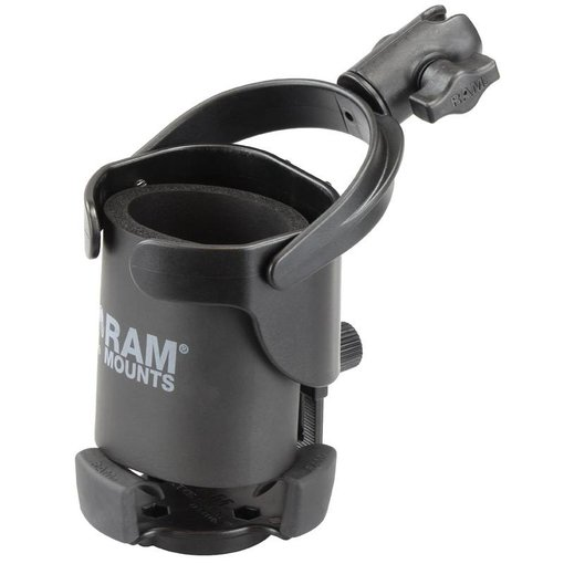 "RAM Mounts® Level Cup™ XL with Single Socket for B Size 1"" Ball"