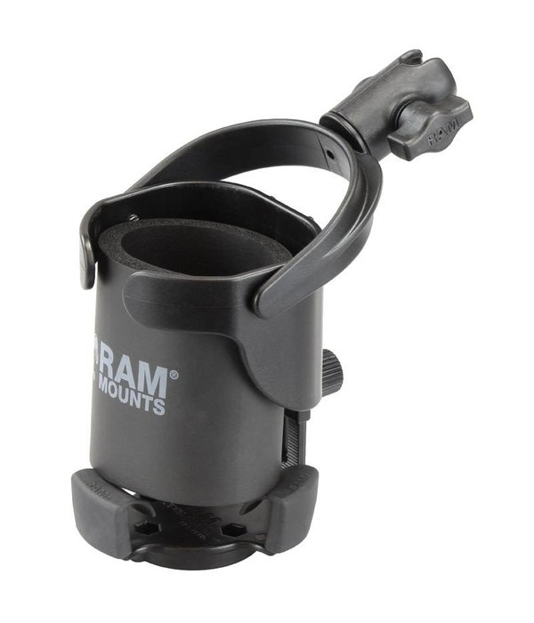 """RAM Mounts® Level Cup™ XL with Single Socket for B Size 1"""" Ball"""