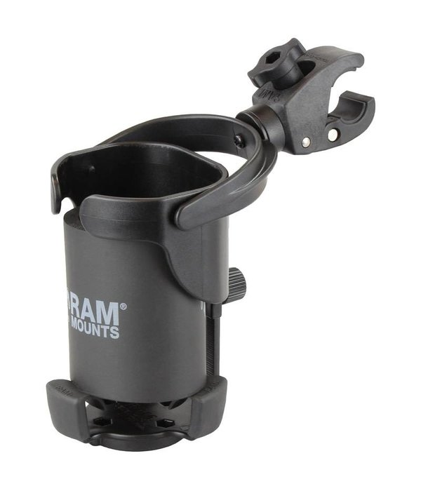 RAM Mounts® Level Cup™ XL with Small Tough-Claw™