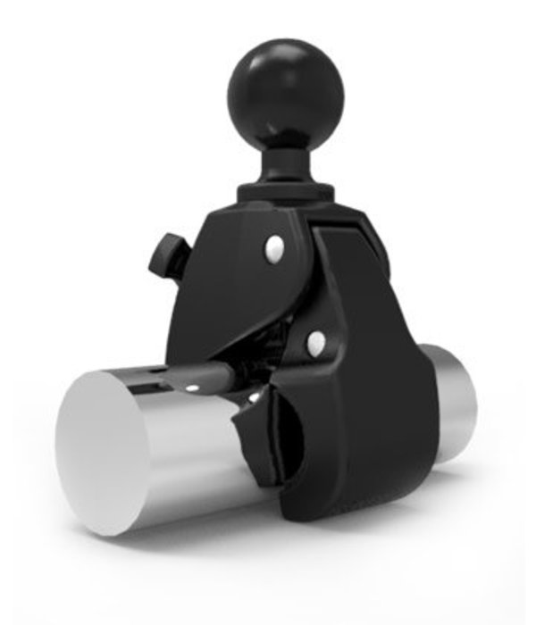 Yak-Attack (Discontinued) RAM Mounts Medium Tough-Claw™ with 1.5'' Diameter Rubber Ball