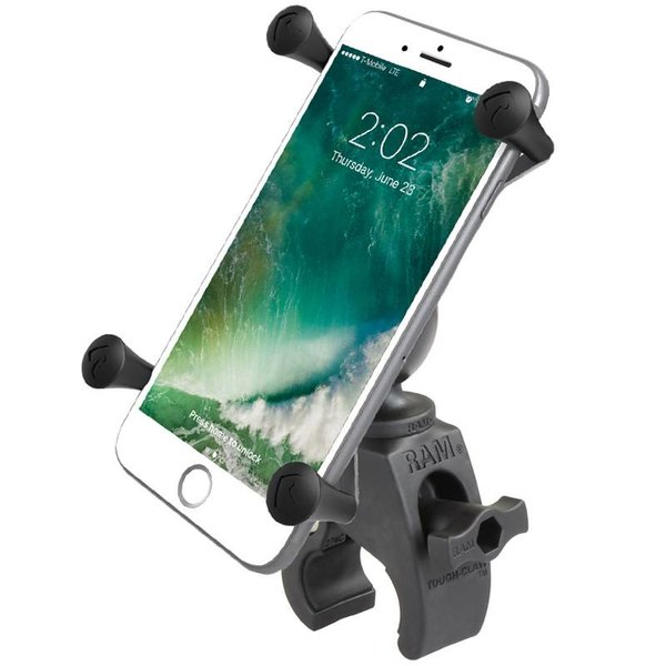 Tough-Claw™ Mount with Universal X-Grip® Large Phone Cradle