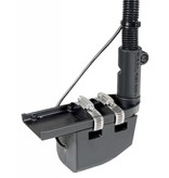 "RAM Mounts® HydroWave™ Speaker Mount with 18"" Rigid Aluminum Rod and Open Single Socket"