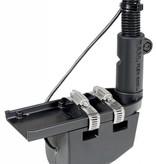 "RAM Mounts® HydroWave™ Speaker Mount with 18"" Rigid Aluminum Rod and 2.43"" x 1.31"" Diamond Base"
