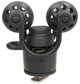 RAM Mounts® Roller-Ball™ Paddle Clip for Tracks