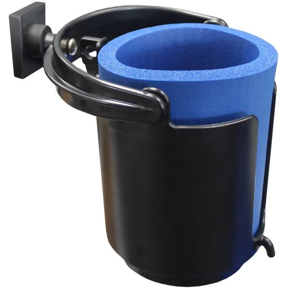 STACK-N-STOW™ Bait Board Side Wedge-Lock Level Cup™ Drink Holder