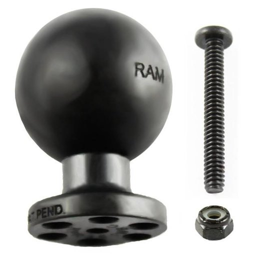 """RAM Mounts® STACK-N-STOW Bait Board Topside Base with 1.5"""" Ball"""