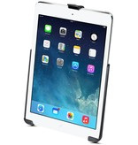 RAM Mounts® EZ-Roll'r™ Model Specific Cradle for the Apple iPad 5th generation, iPad Air 1-2 & iPad Pro 9.7 WITHOUT CASE, SKIN OR SLEEVE