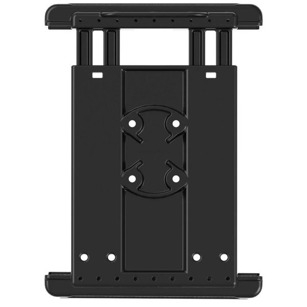 Tab-Tite cradle for iPad Mini 1,2,3,4 With or Without a Light Duty Case