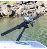 RAM Mounts® RAM Flush Rod Wedge Adapter with Adapt-A-Post™