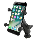 RAM Mounts® X-Grip® Phone Mount with Track Ball™ Base