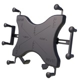 "RAM Mounts® Universal X-Grip® Cradle for 12"" Tablets"