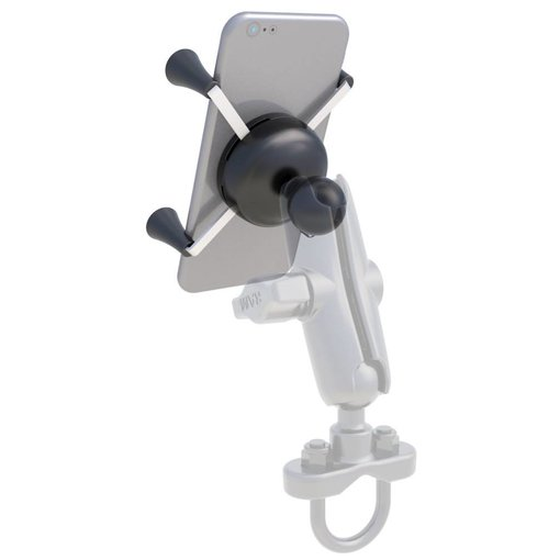 "RAM Mounts® Universal X-Grip® Cell/iPhone Cradle with B-Size 1"" Ball"