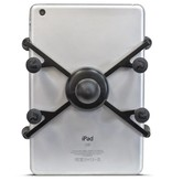 "RAM Mounts® Universal X-Grip® Cradle for 7""-8"" Tablets"