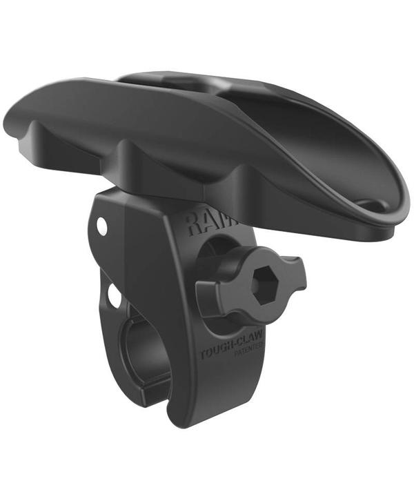 RAM Mounts® Tough-Clip™ Paddle Cradle with Small Tough-Claw™