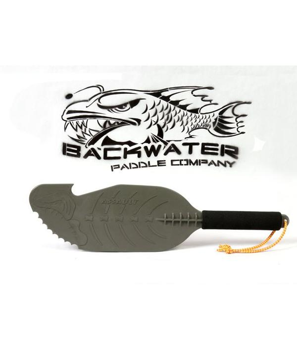 Backwater Assault Hand Paddle