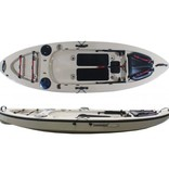 Diablo Paddlesports 6mm Deck Traction Kit (Chupacabra With Logo & Ruler)